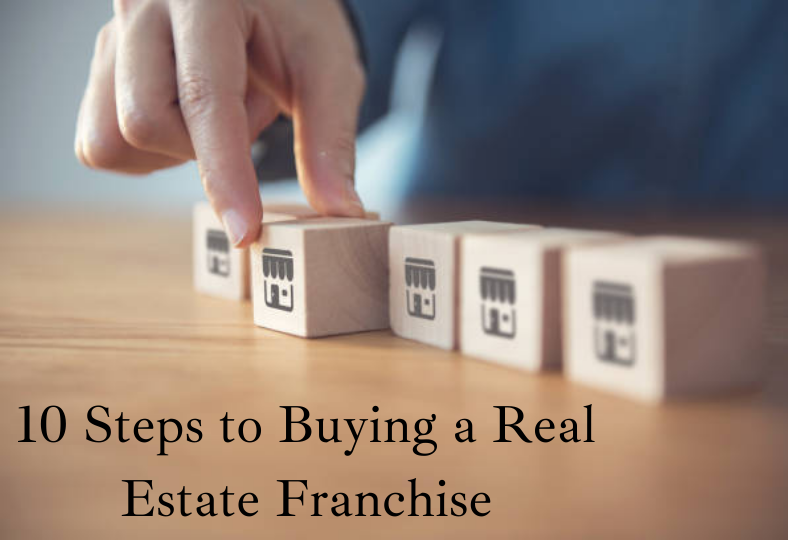 Buying a real estate franchise